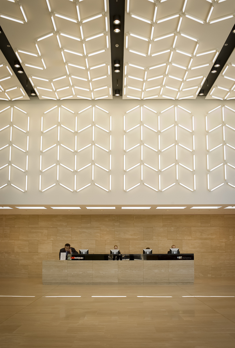 Westpac bank Foyer