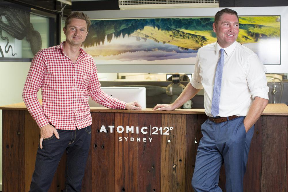 Atomic 212 - Media Agency
