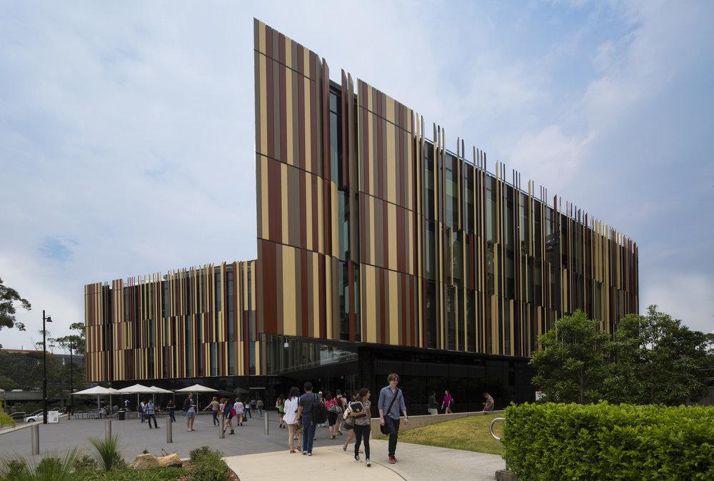 Macquarie University Library, Sydney