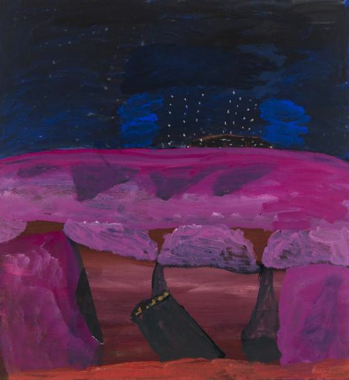 Idris Murphy, Afternoon to Evening, Fowlers Gap, 2009