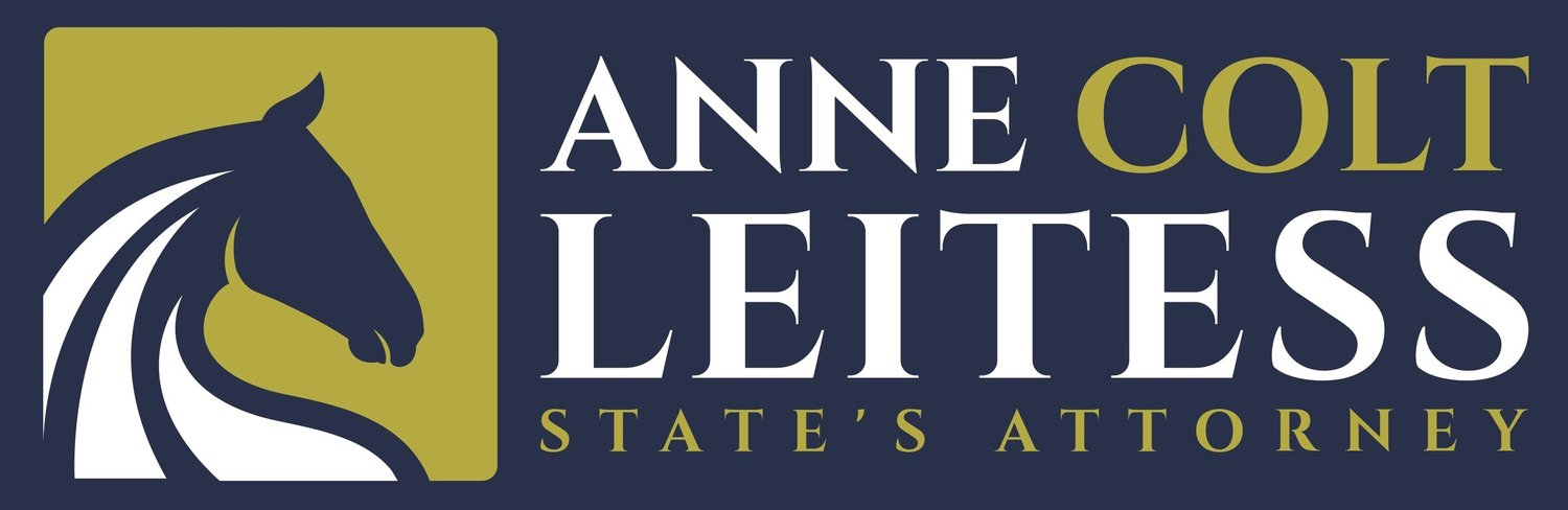 Anne Colt Leitess for State's Attorney