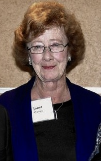 Janet Owens    Former County Executive