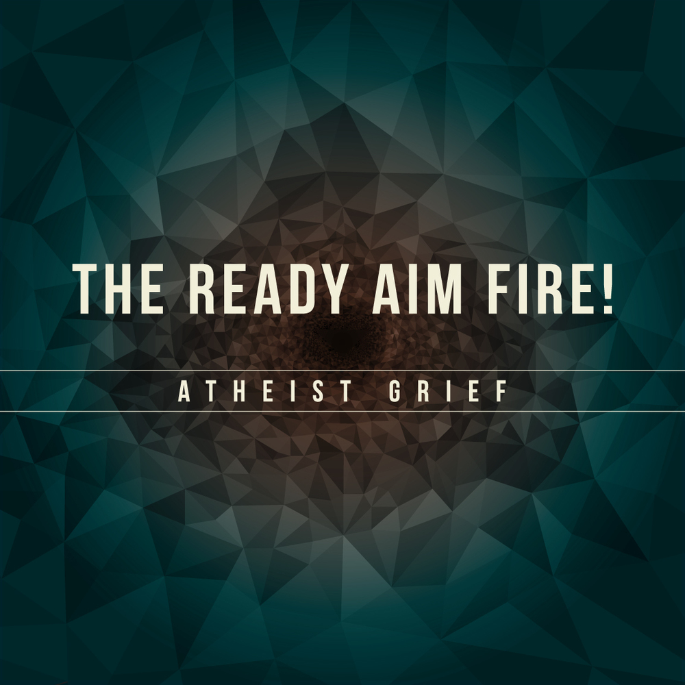 The Ready Aim Fire EP Artwork