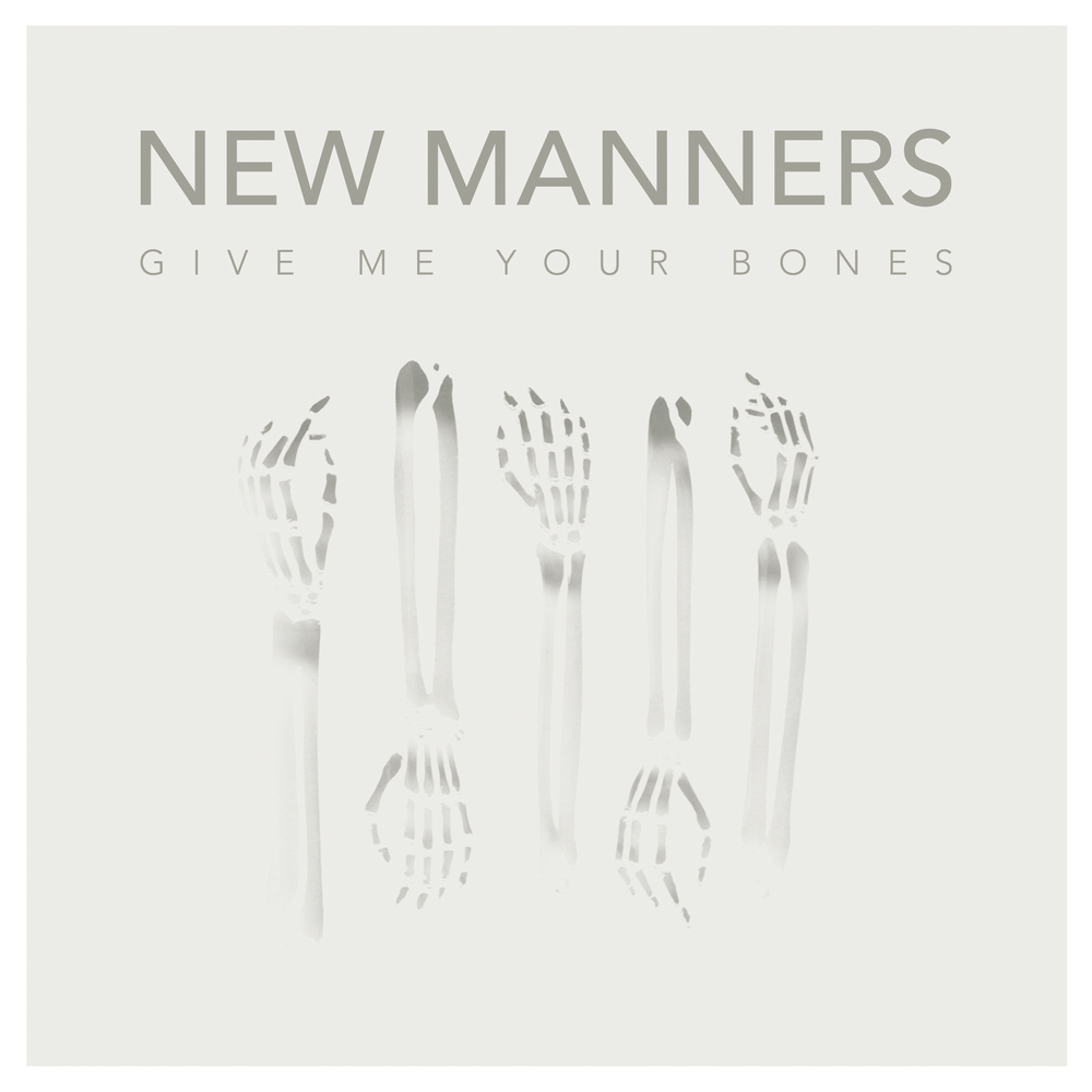 New Manners EP Artwork  2015