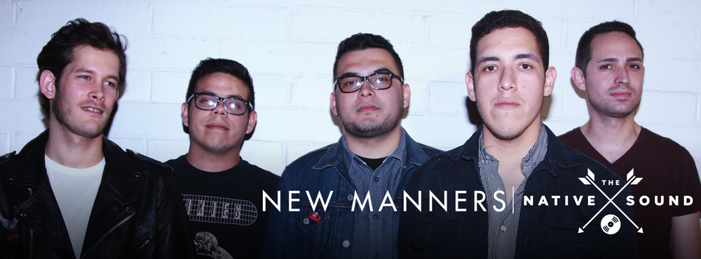 New Manners Native Sound Shoot