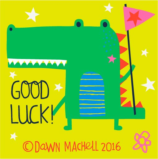 good luck croc dawnmachell.jpg
