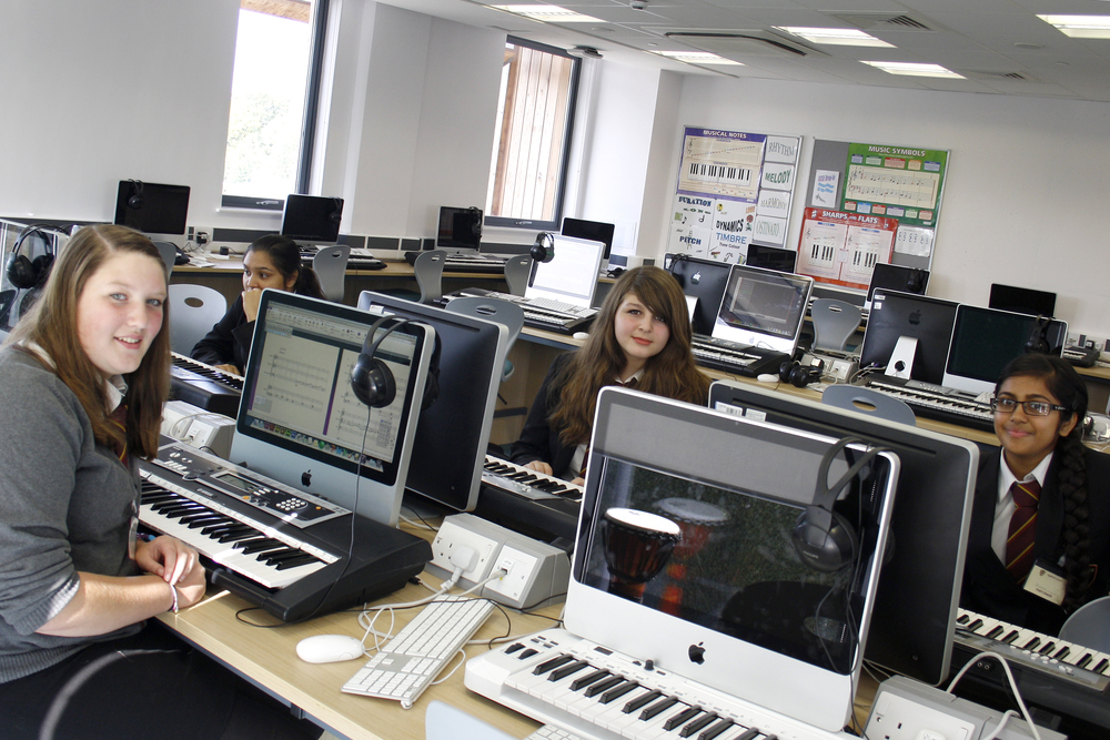 GCSE Music Students