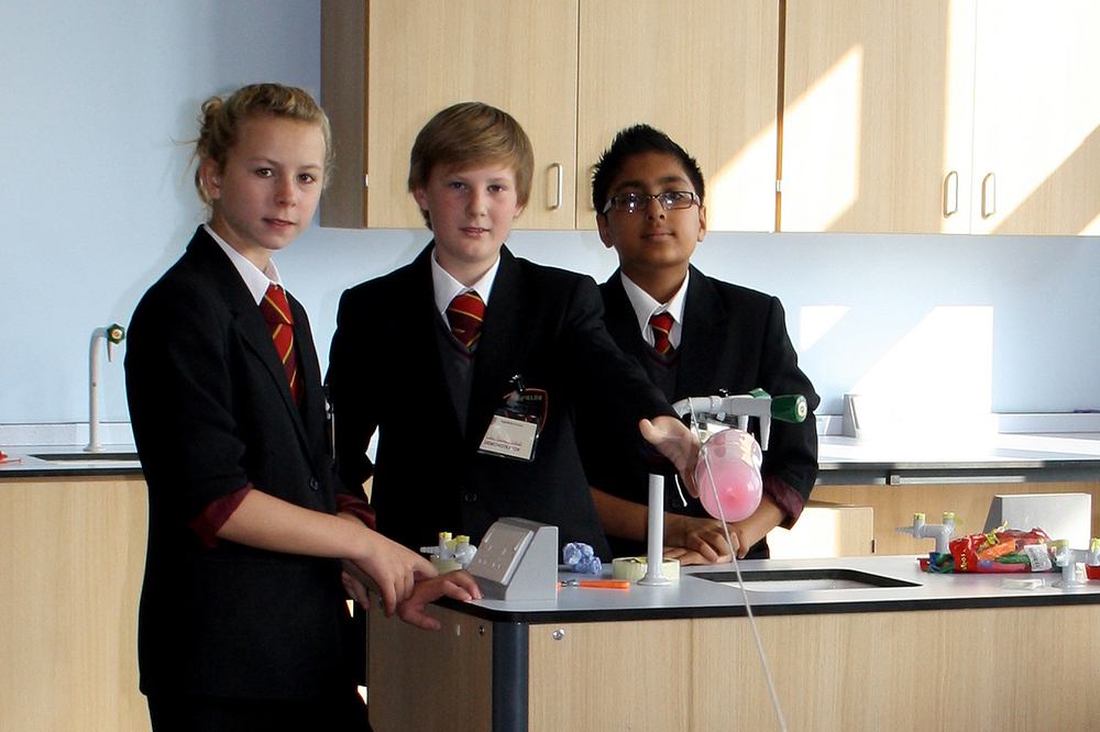 KS3 Science Experiment