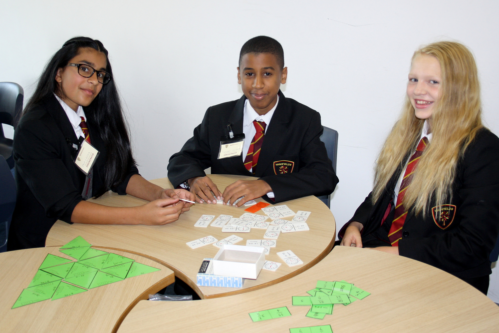 KS3 Mathematics Students