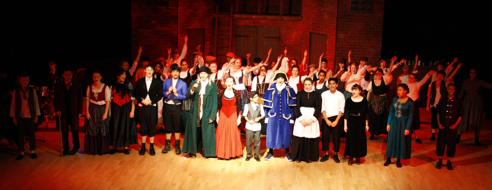Oliver Finale, Opening Night