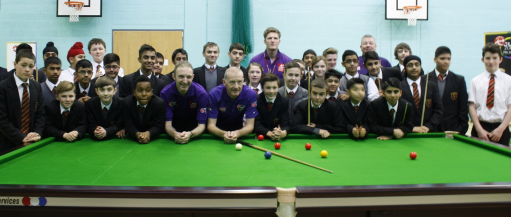 Steve Davis Snooker Day