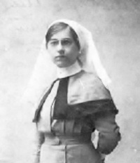 Nurse Nellie Spindler