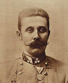 The Archduke Franz Ferdinand