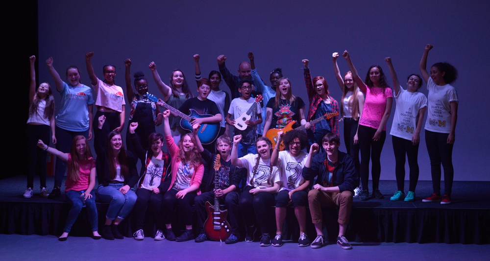 Dozens of students performed in last year's Summer Showcase, which raised money for Prostate Cancer UK