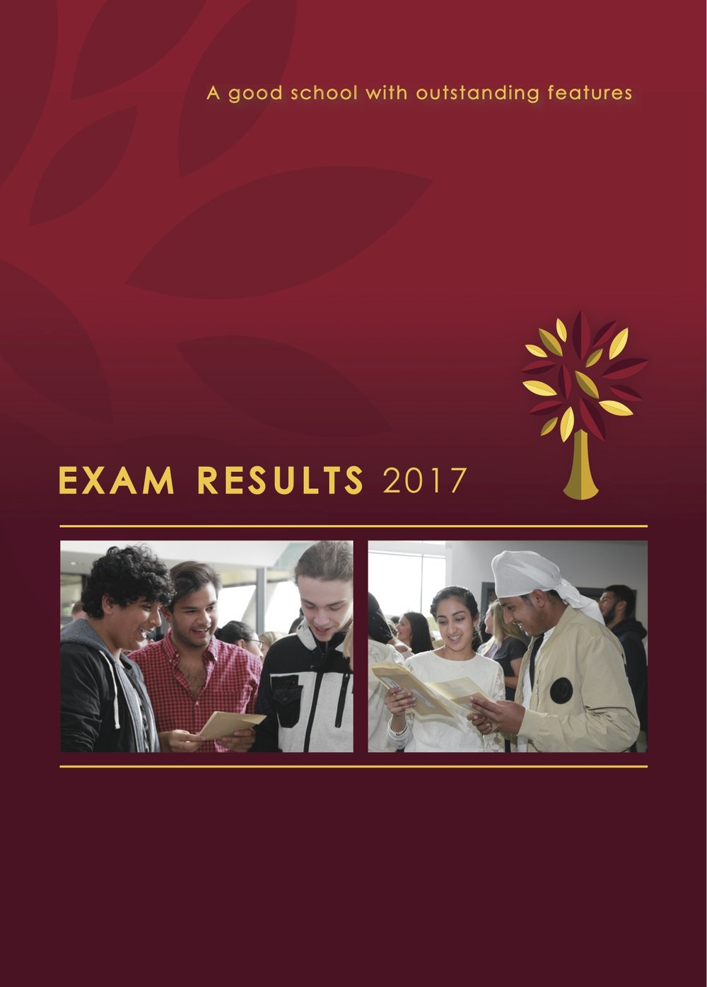 Exam results 2017