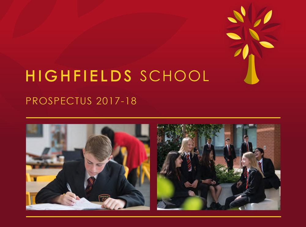 School Prospectus 2017-18