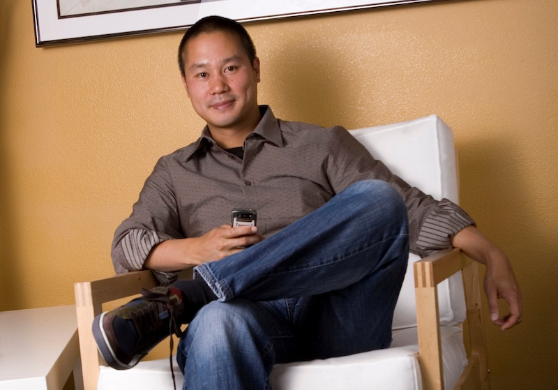 zappos ceo tony hsieh This interview with tony hsieh, the chief executive of zapposcom, was conducted and condensed by adam bryant q what are some of the most important leadership lessons you've learned a after college, a roommate and i started a company called linkexchange in 1996, and it grew to about 100 or so.
