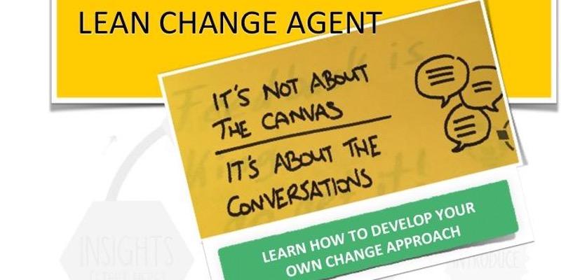 Agile and Lean Change Management training, Melbourne and Sydney - Australia
