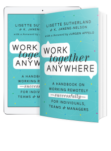 Work Together Anywhere  book