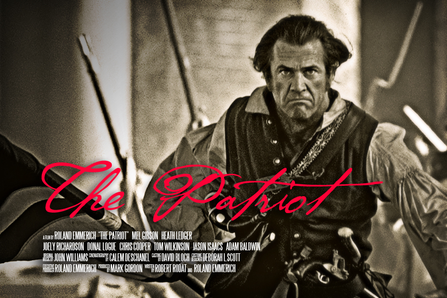 The movie the patriot study guide