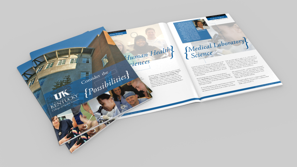 UK Health Sciences booklet