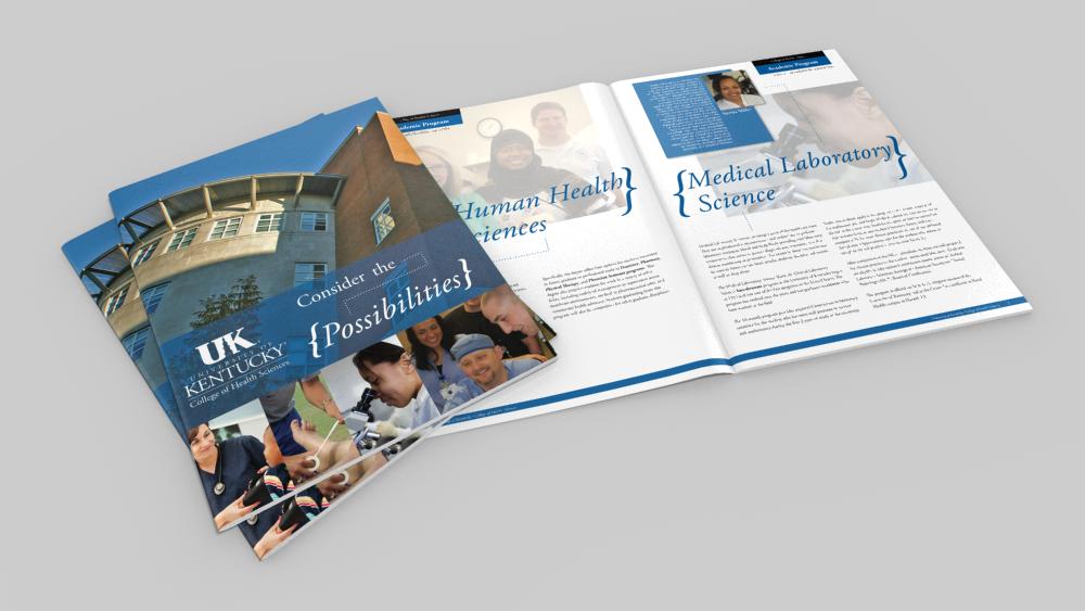 UK Health Sciences booklet