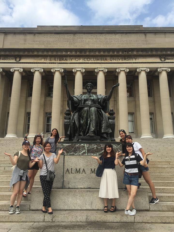 Copy of Columbia University