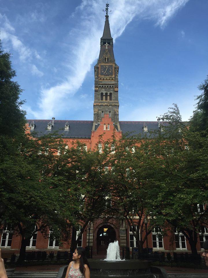 Copy of Georgetown University