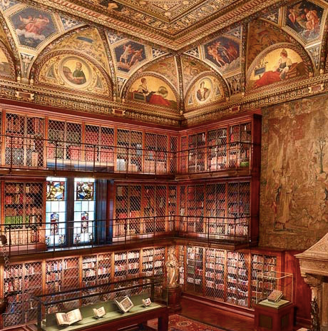 The East Room, The Morgan Library