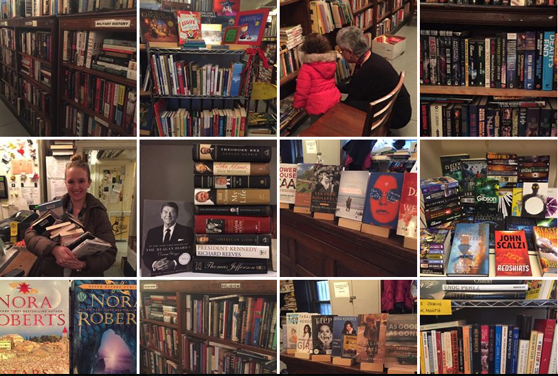 Photos from the Book Cellar's Facebook page