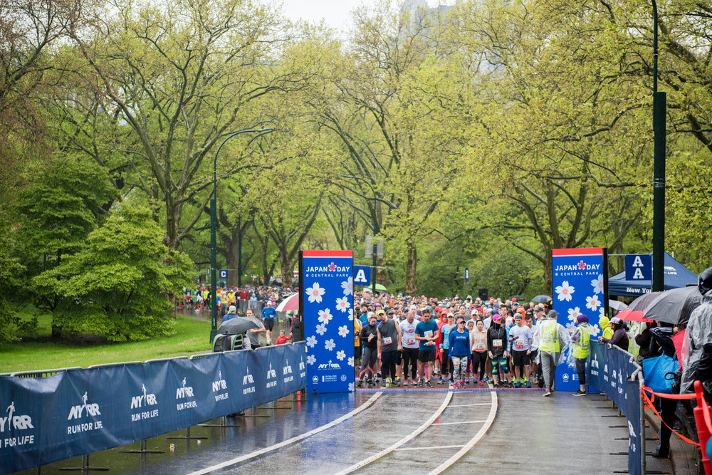 Japan Run (source: NYRR website)