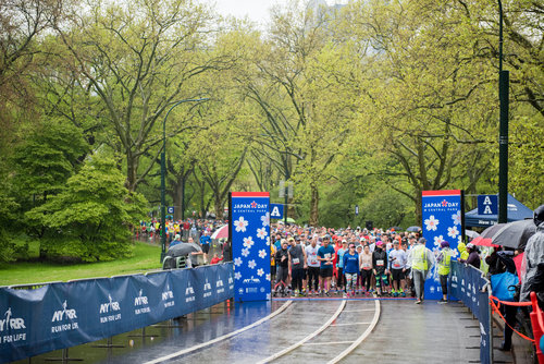 Japan Run (source: NYRR website)