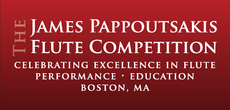 The James Pappoutsakis Memorial Flute Competition