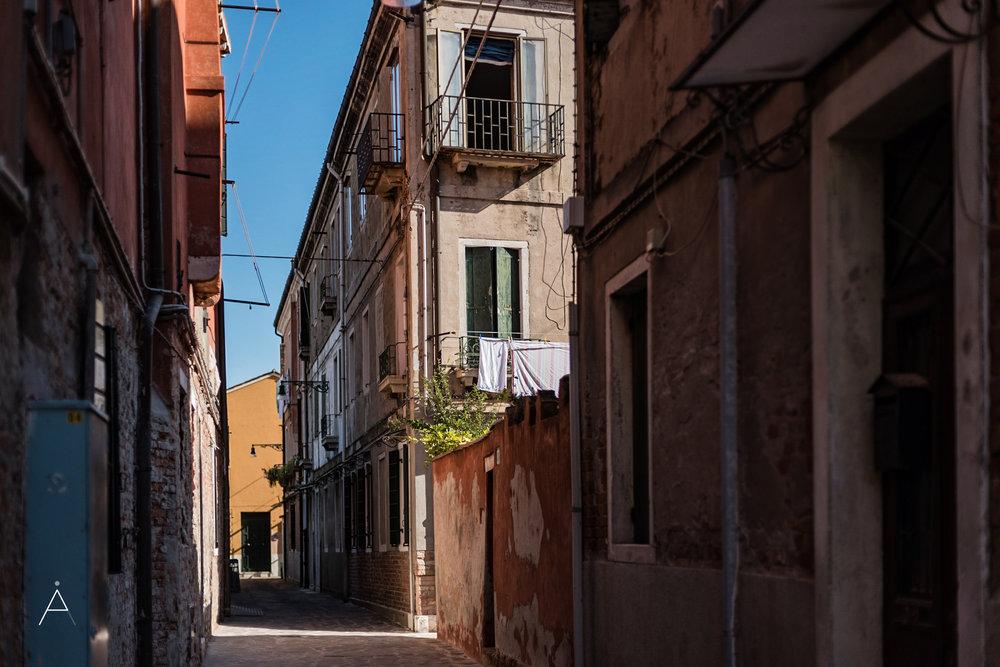 Rusty Alleyway