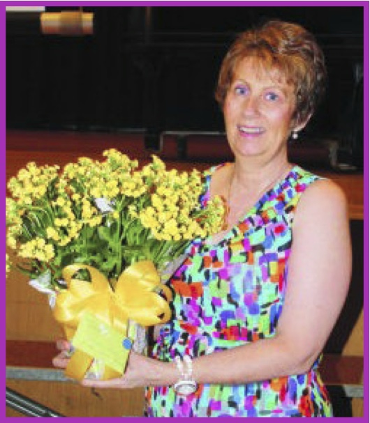 Jeanne Bymark, MN Teacher of the Year