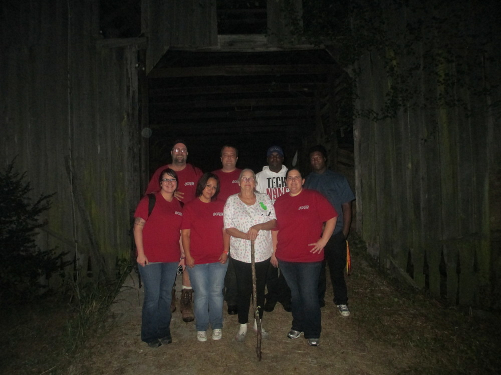 Haunted Barn, Shelby County