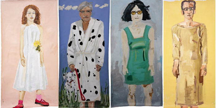 Nancy Mitchnick: Curated by Polly Apfelbaum