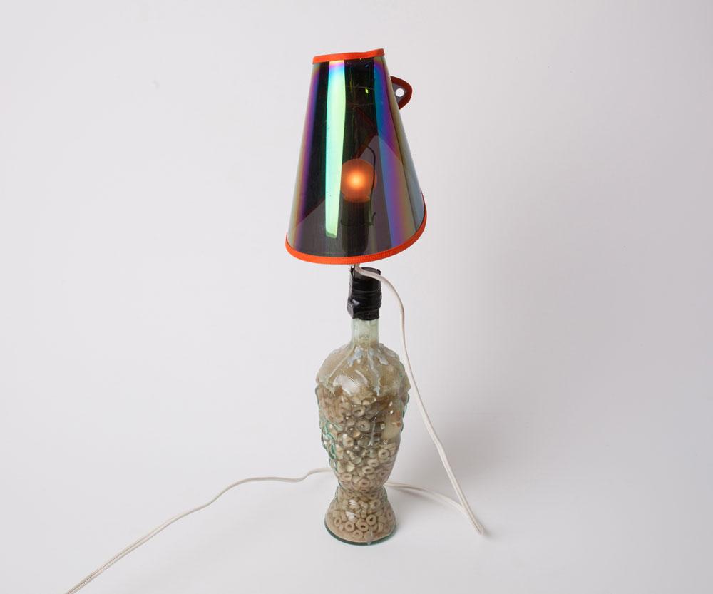 Visor Lamp, 2014