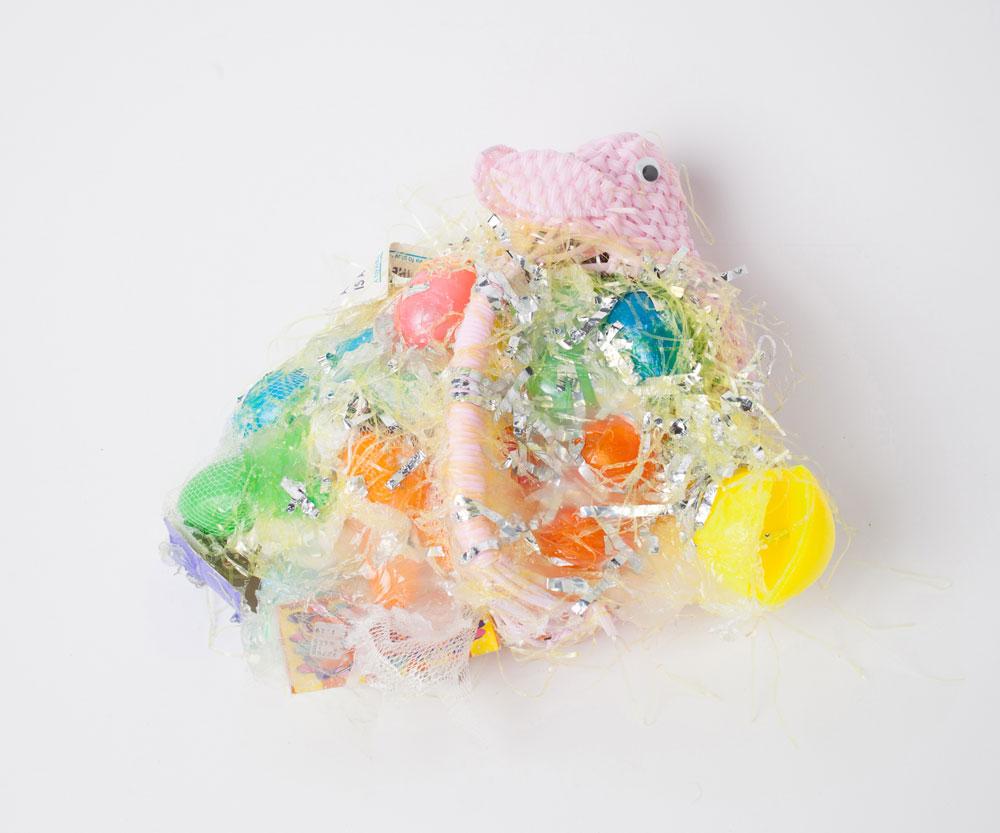 Bunny Wreath, 2015
