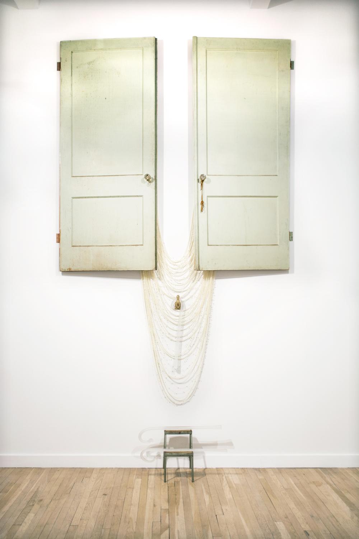 Kambui Olujimi:  Solastalgia  Curator-Mentor: Hank Willis Thomas