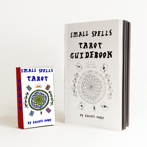 Small Spells Color Tarot Deck Set — Small Spells