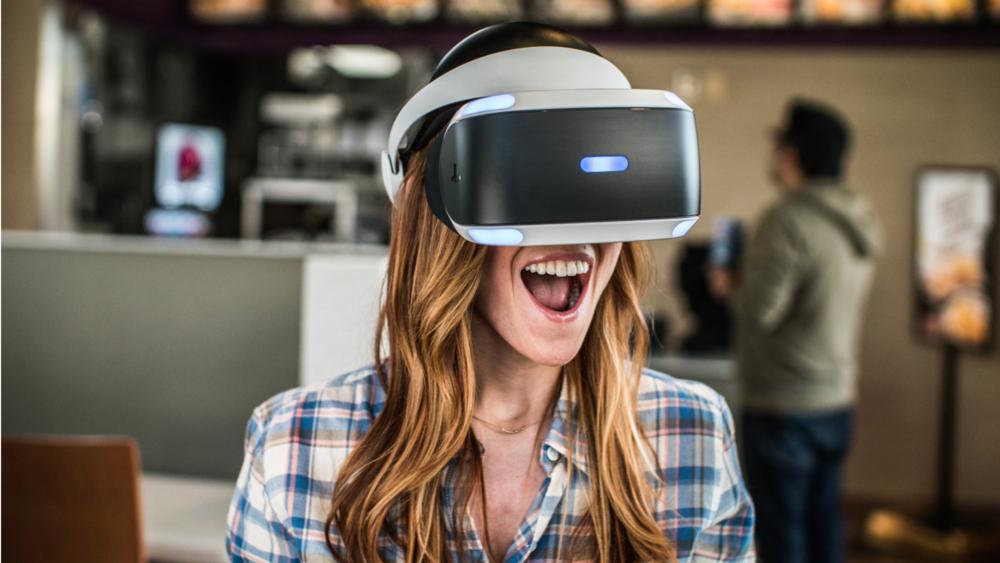 TACO BELL · VR JUST GOT