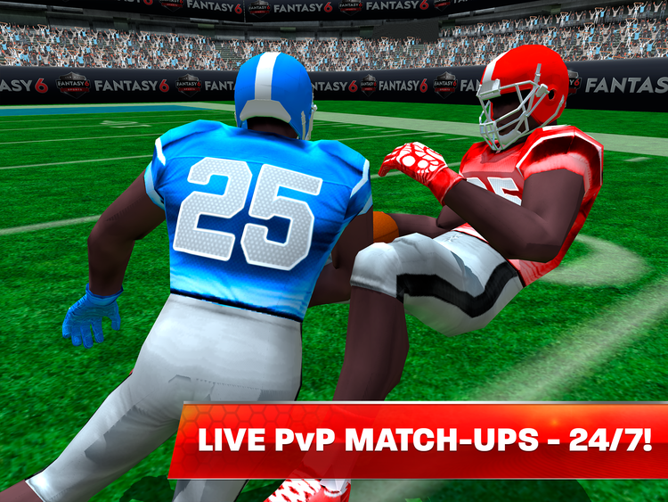 LIVE PVP MATCH-UP - 24/7! Take on the best coaches in the world. Show friends and rivals who's boss in fast moving quick-play match-ups.