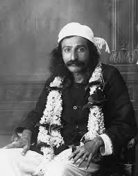 AVATAR MEHER BABA in Ahmednagar, India, 1926.