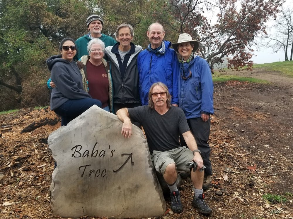 DAY 2 of Restoration Weekend, March 11, 2018.. (Left to right): Khushnam Crawford, James Whedon, Cassandra Bramucci, Kyle Morrison, Sam Ervin, Margaret Magnus, and Brad Spurr. Not shown is Gina Franz Martenson. Homayar Gandhi is taking the photo.
