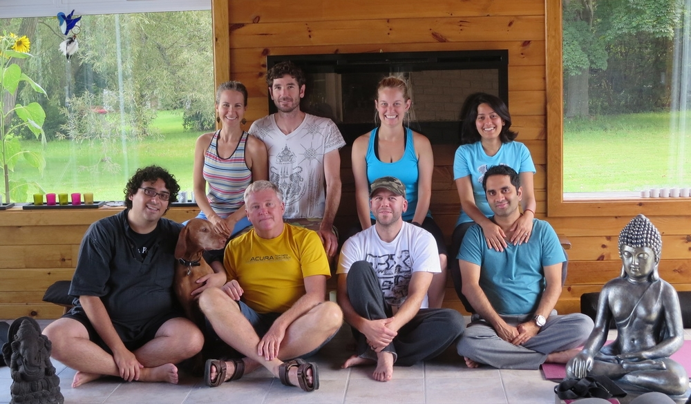"""""""Rest, Relax, Release"""" Retreat: August 22 - 24, 2014"""