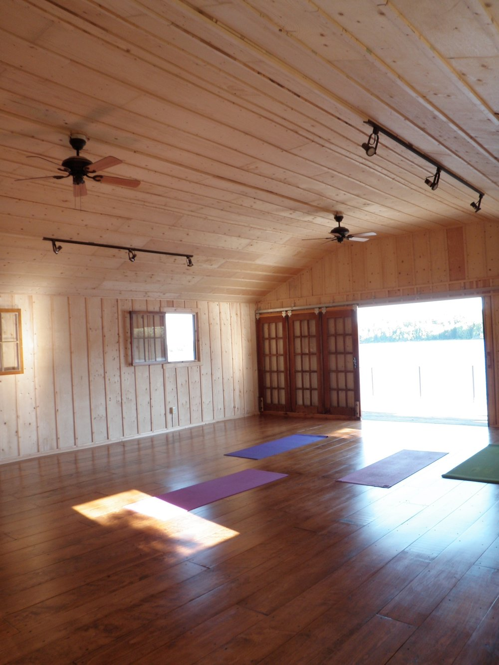 The Boat House - Dedicated Yoga Studio