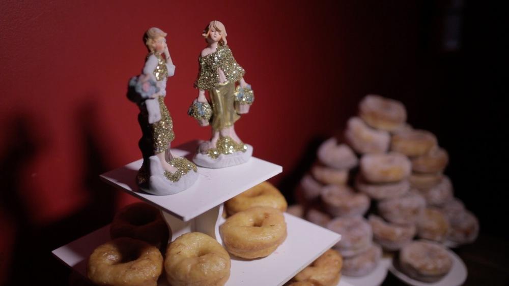 Wedding Desserts Gold Topper Donuts.jpg