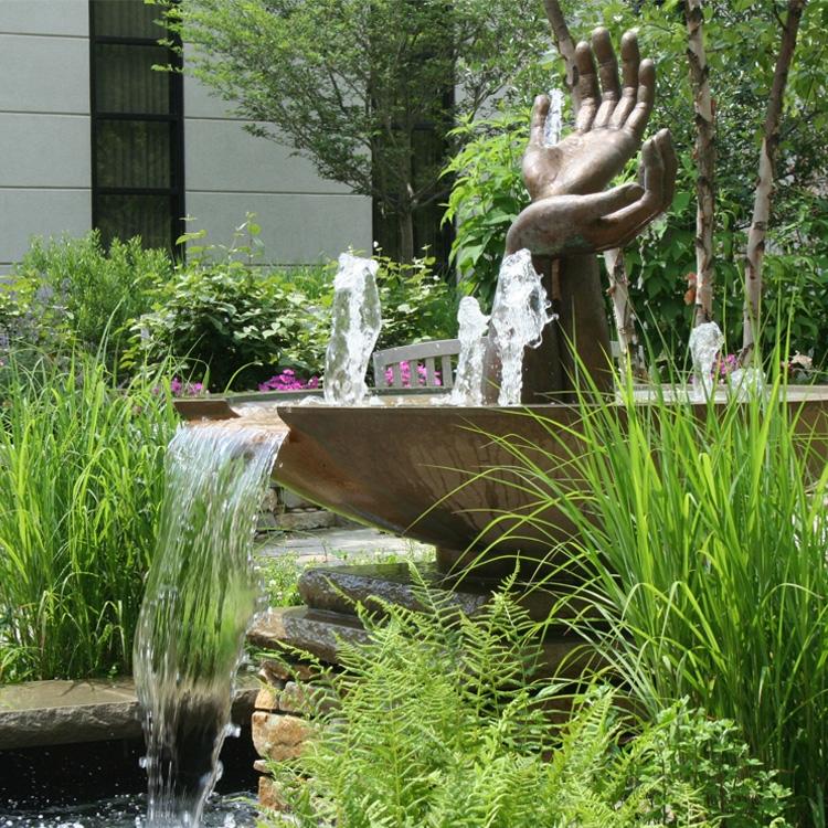 St. Joseph Healing Garden