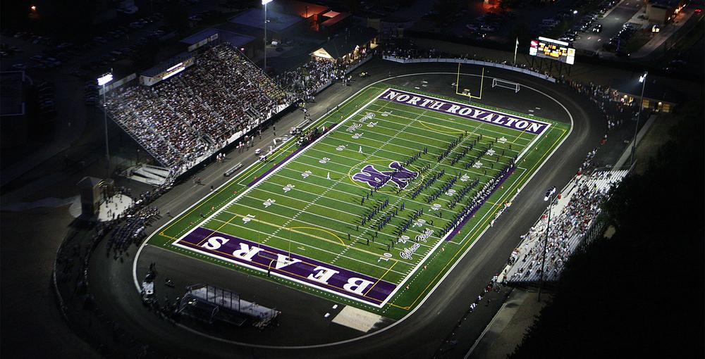 North Royalton High School Stadium